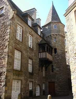 maison de la duchesse Anne, Saint-Malo