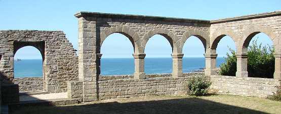 vieux murs, Saint-Malo