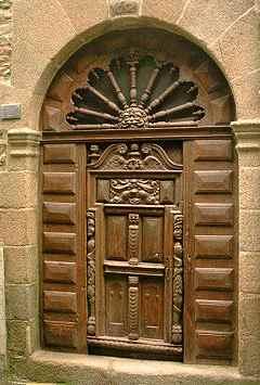 porte du 16ème siècle, Saint-Malo