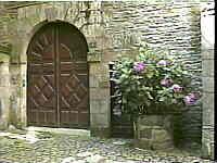vieille porte, Saint-Malo